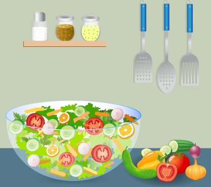 416x368 Graphic Food Drawing Vegetable Free Vector Download (93,467 Free