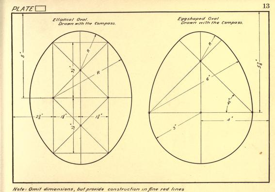 567x397 Geometrical Drawing A Collection Of Plates For Geometry