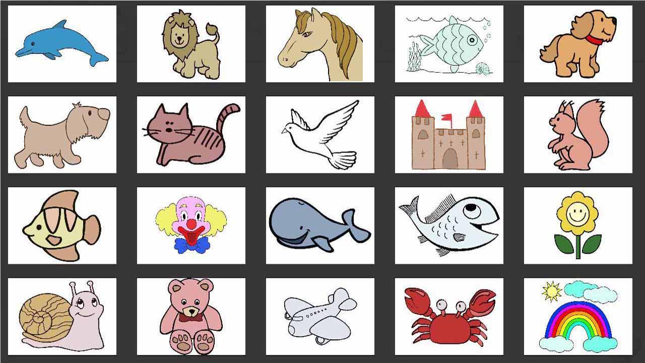 1280x720 Astonishing Drawings For Childrens Easy Drawing Kids Android Apps