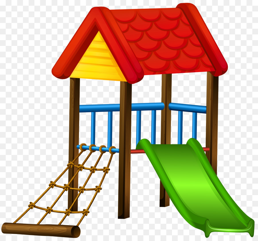 900x840 Playground Slide Drawing Park
