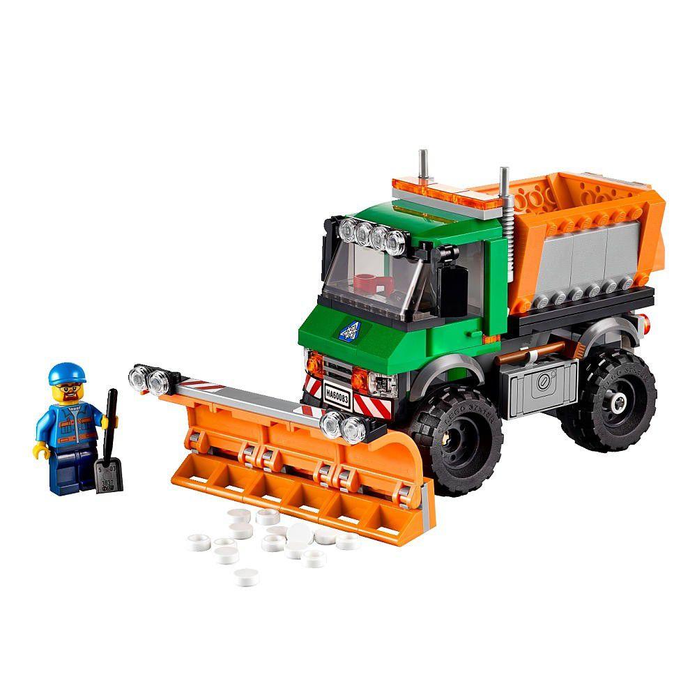 1000x1000 Lego City Snowplow Truck (60083) Buy Online In South Africa