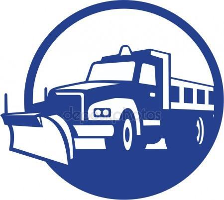450x402 Snow Plow Truck Stock Vectors, Royalty Free Snow Plow Truck