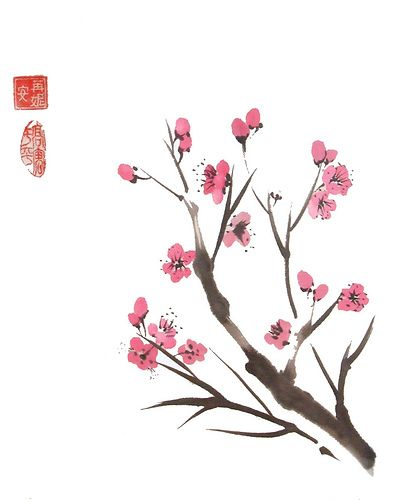 403x500 Branch Study Buddha Painting, Painting Inspiration And Chinese