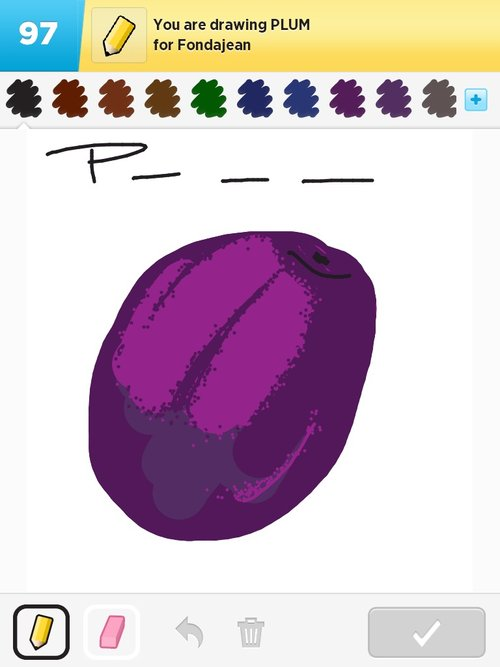 500x667 Plum Drawings