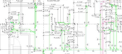 500x222 Civil Drawing Service