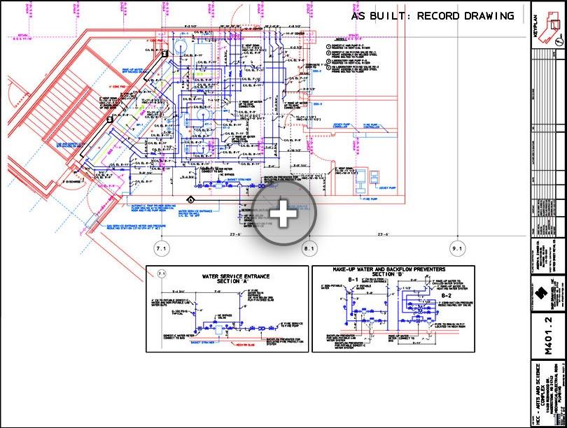 810x612 Plumbing Coordination
