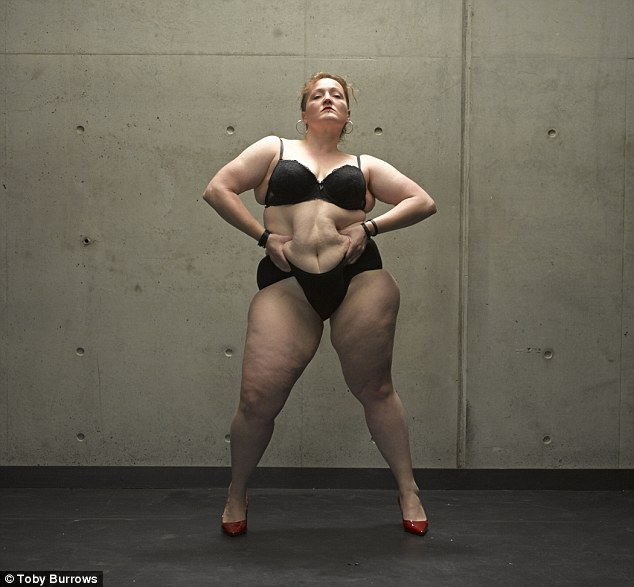 634x587 Nothing To Lose Sees Plus Size Women Proudly Shake Their Figures