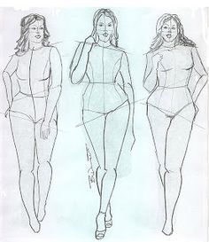 236x273 Figure Drawing Reference Models Female Big Overweight