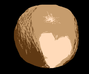 300x250 on Pluto, the dwarf planet