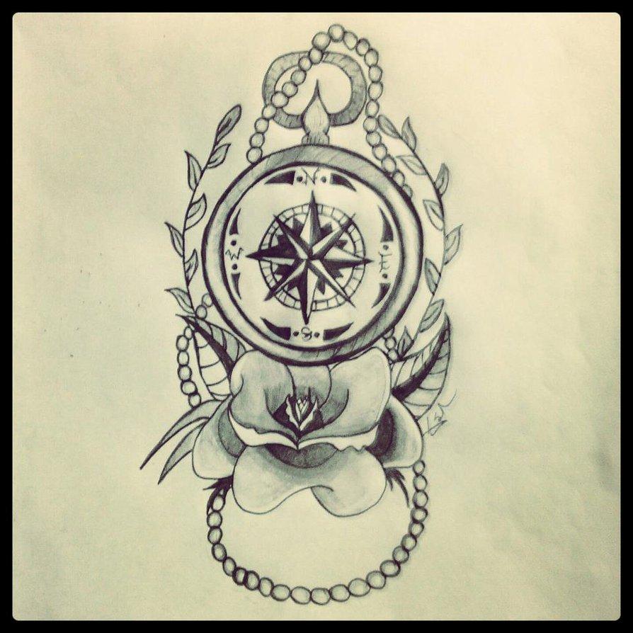 894x894 Nautical Compass By Bringmenirvana On DeviantArt