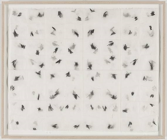 570x480 Pocket Drawing By William Anastasi On Artnet