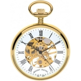 274x274 Mount Royal Pocket Watches Pocket Watch Free Engraving Offer