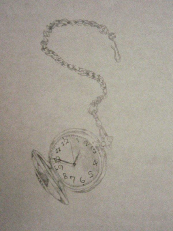 600x800 Pocket Watch By Jiayin5
