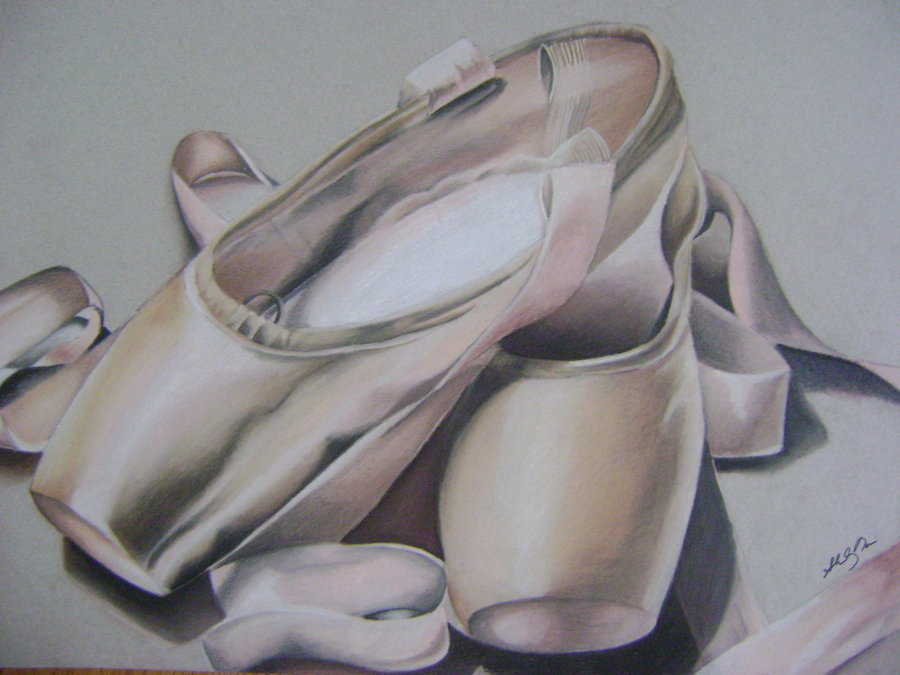 900x675 Pointe Shoes By Shirley271