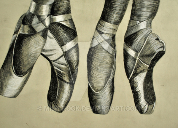 600x432 Pointe Shoes By Minibrock