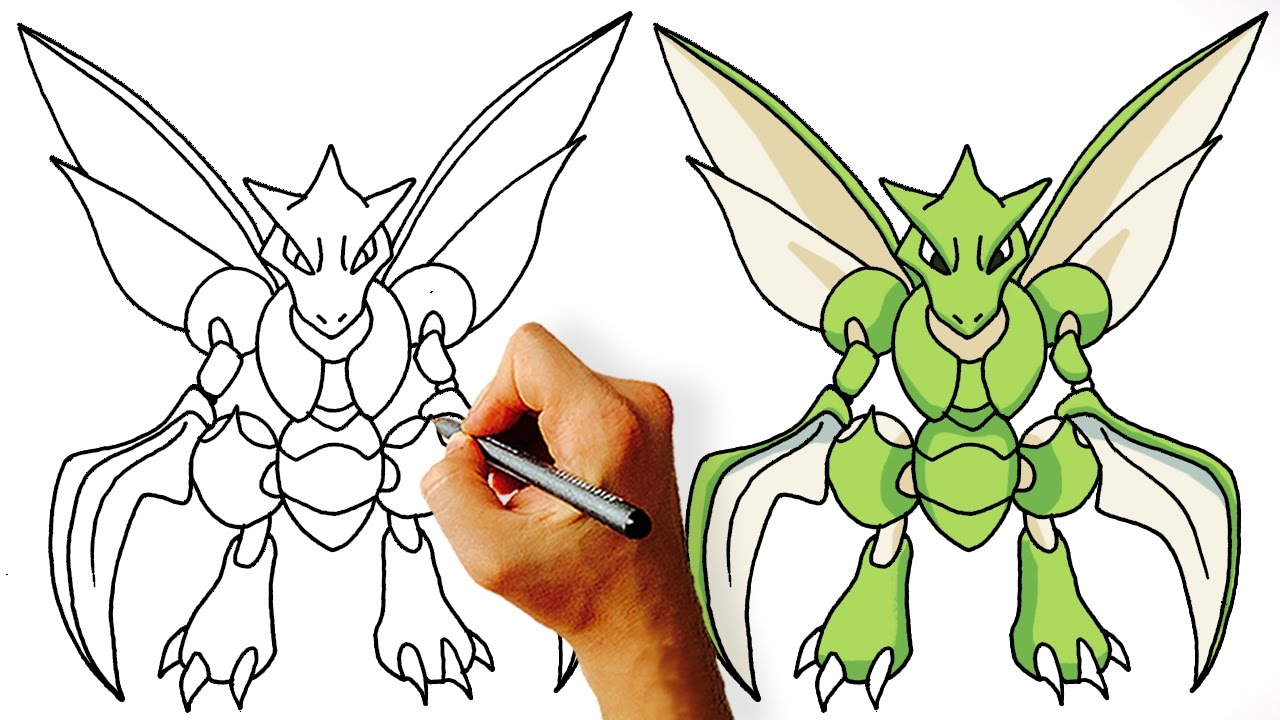 Pokeman Drawing At Getdrawingscom Free For Personal Use