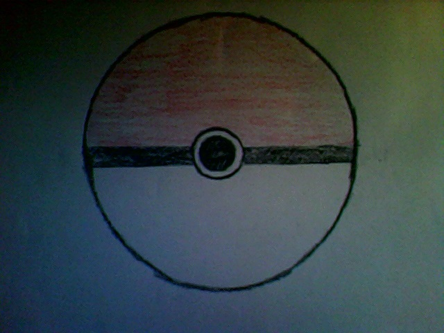 640x480 Pokemon Ball Drawing By Cookies101175