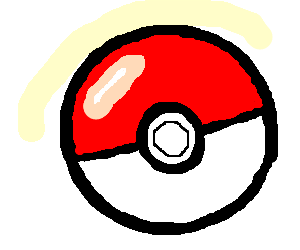 300x250 Pokemon Ball