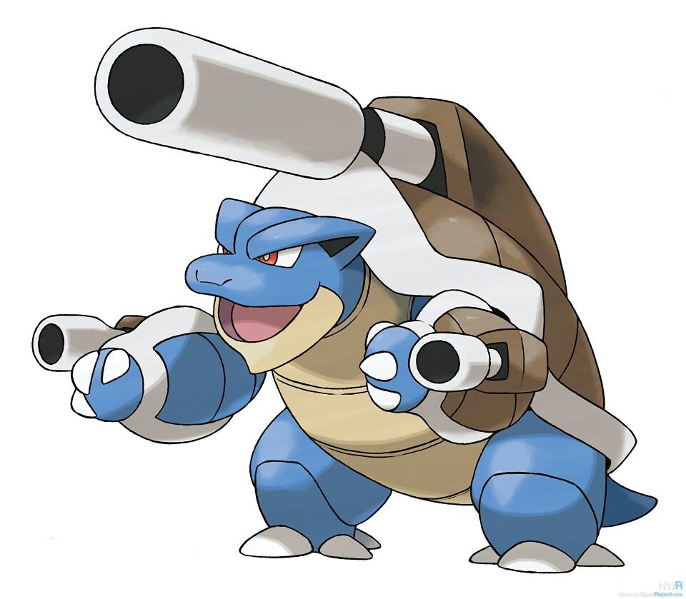 960x839 Mega Blastoise Pokemon