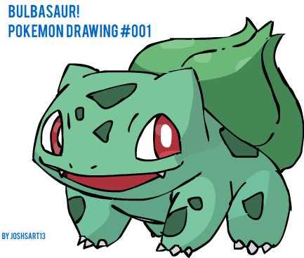 433x368 Pokemon Drawing