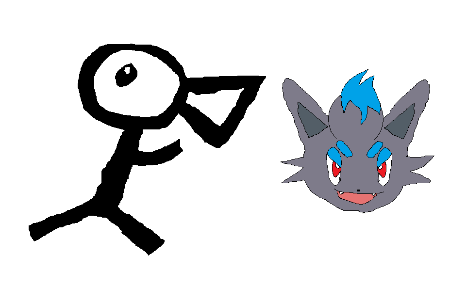 962x590 Pokemon Drawings My attempt