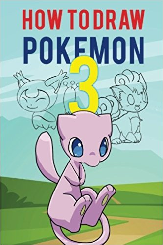 333x499 Buy How To Draw Pokemon The Step By Step Pokemon Drawing Book