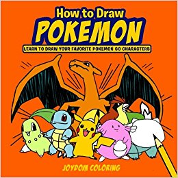 260x260 How To Draw Pokemon Learn To Draw Your Favourite Pokemon Go
