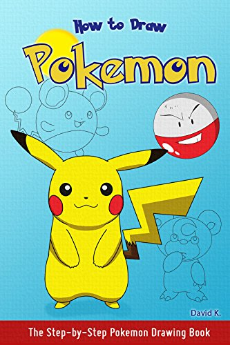 333x500 How To Draw Pokemon The Step By Step Pokemon Drawing Book Ebook