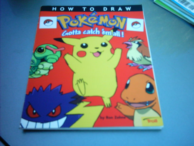 640x480 Pokemon Drawing Book 1 By Names Tailz