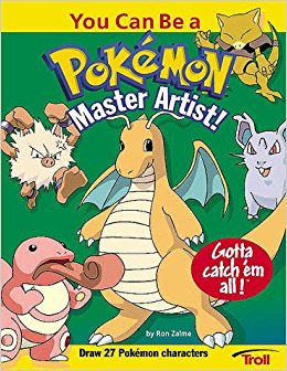 260x336 You Can Be A Pokemon Master Artist (How To Draw) Zalme