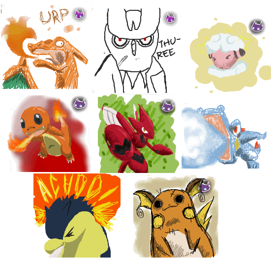 557x525 Pokemon Drawing Game Dump 2 By 8bitjack