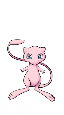 215x382 How To Draw Mew, Pokemon, Anime, Easy Step By Step Drawing Tutorial