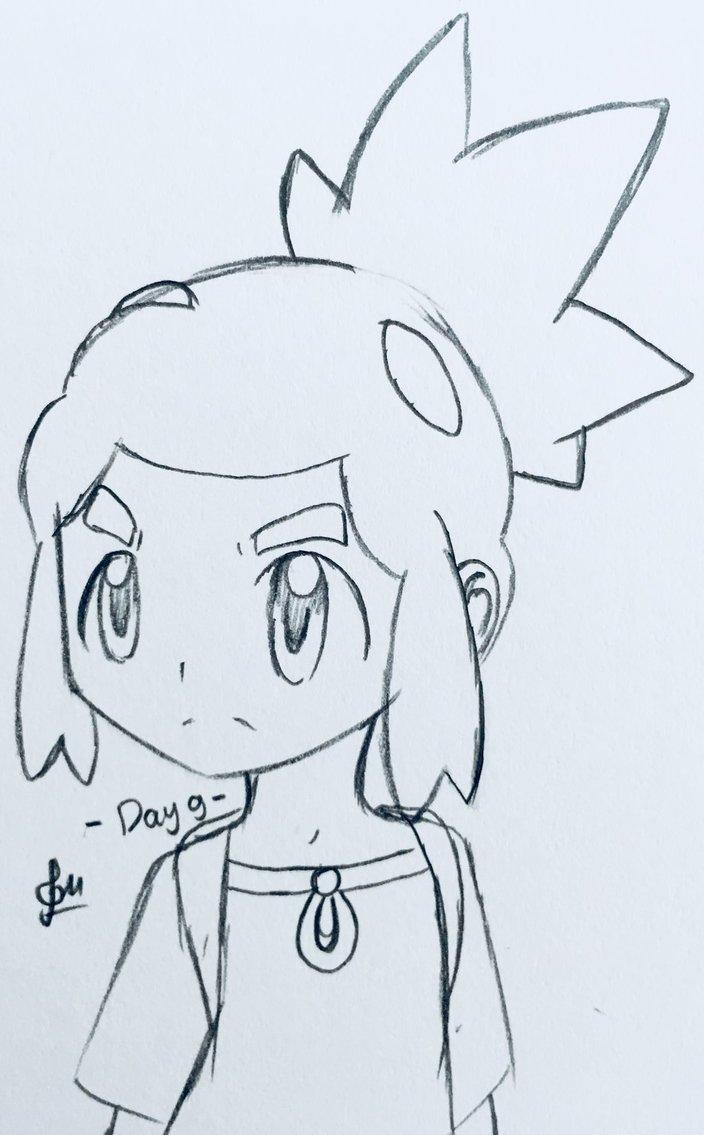704x1135 Pokemon Drawing Challenge.