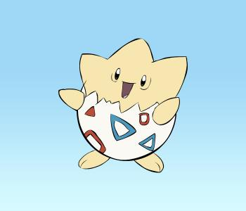 350x300 How To Draw Togepi