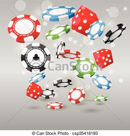 450x470 Gambling And Casino Symbols