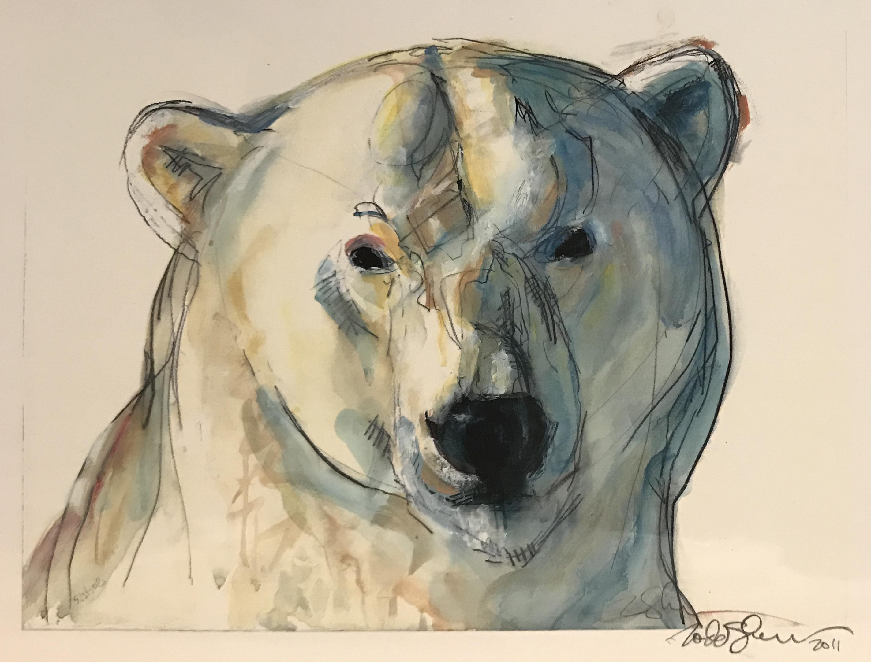 2846x2165 New Museum Exhibit Features Polar Bears