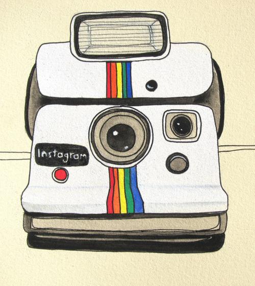 500x560 Tumblr Camera Cartoon Clipart