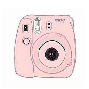 306x306 Polaroid Camera Transparent Tumblr Overlays