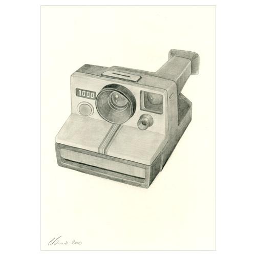 500x500 Polaroid Camera