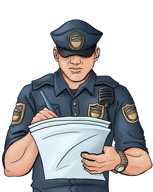 615x770 Police Report