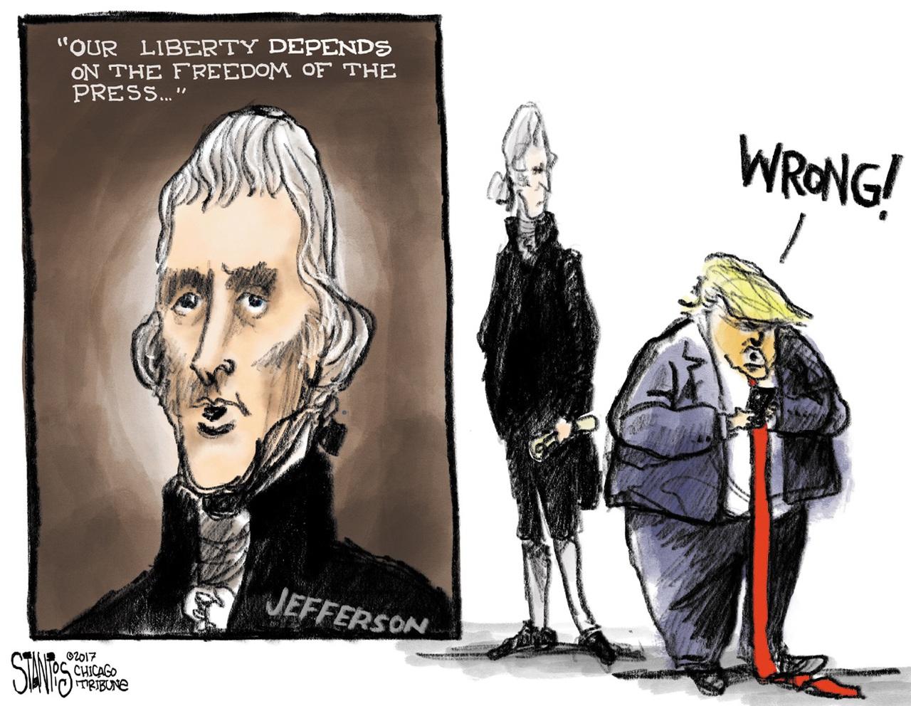 1280x992 10 Political Cartoons On Chris Christie's Day