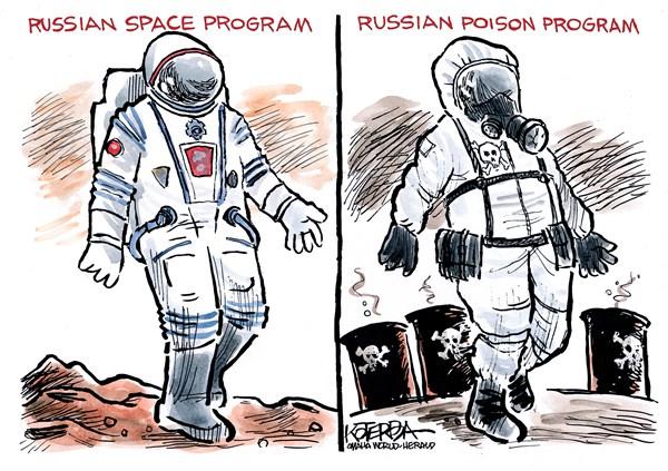 600x423 Russian Spy Poisoning Political Cartoons Orange County Register
