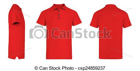 450x229 Men's Polo Shirt Multisides Stock Illustration Images. 14 Men'S