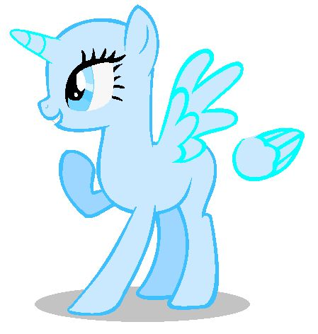 Pony Drawing Base At Getdrawings Com Free For Personal Use Pony