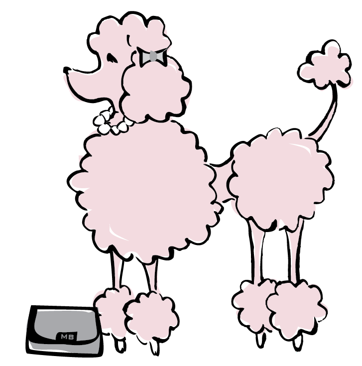 727x735 Another Poodle