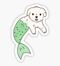 210x230 Poodle Drawing Stickers Redbubble