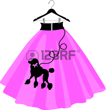 430x450 Poodle Skirt Stock Photos. Royalty Free Business Images