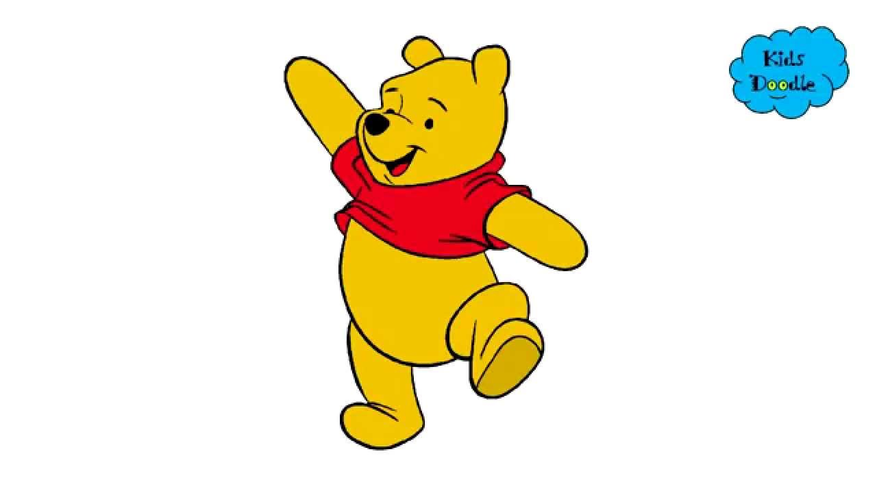1280x720 How To Draw Winnie The Pooh From The Movie In A Full Easy Guide