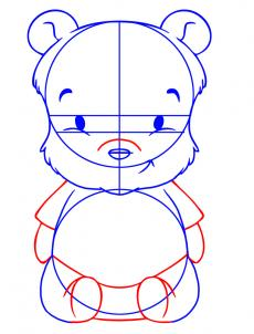 230x302 How To Draw How To Draw Baby Winnie The Pooh