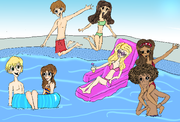 600x407 Hsm Pool Party By Wishcometrue